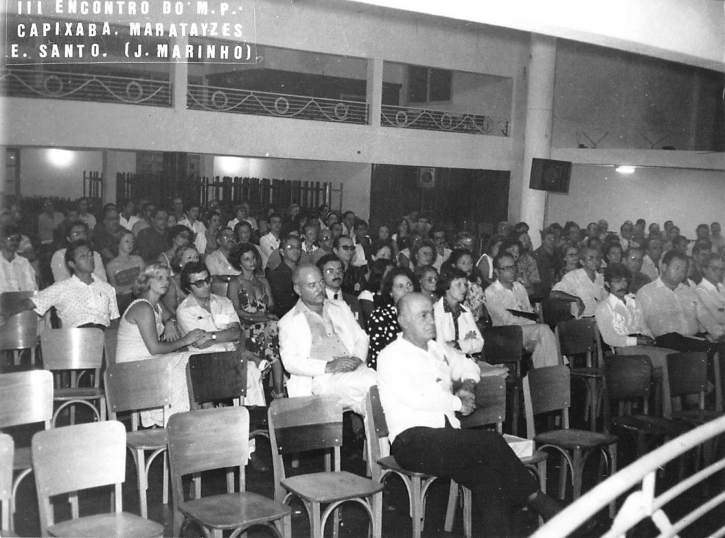 1975 - III Encontro do MP